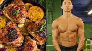 The Best Lean Proteins To Eat For A Ripped Body
