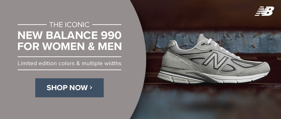 New Balance 990 for Women and Men