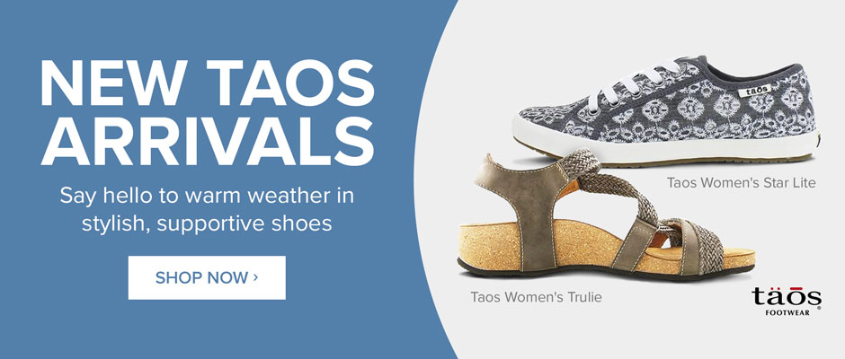New Taos Arrivals are Here