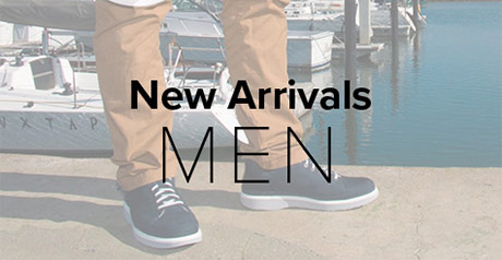New Arrivals for Men