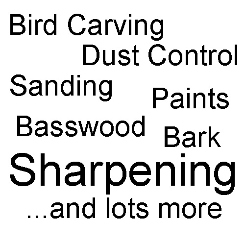 Woodcarving Supplies For Everyone