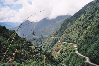 road of death bolivia 2