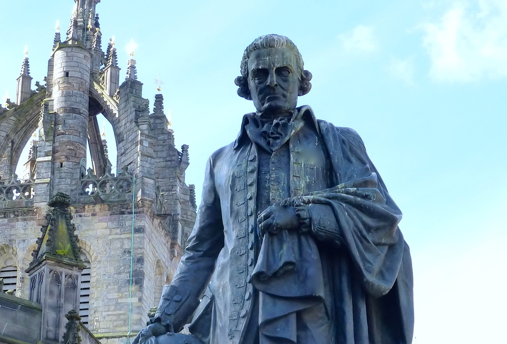 The father of liberalism   Learn about Adam Smith    Read here