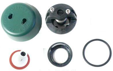 """Conbraco/Apollo PVB4A 1"""" Float and Bonnet Complete Kit, Top Half of  PVB, 4A-005-07"""