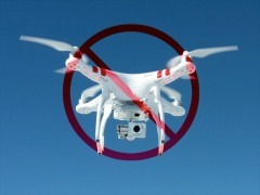 A tussle over airspace. Could news drones be collateral damage?