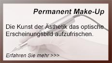 Micropigemntierung, Permanent Make-Up