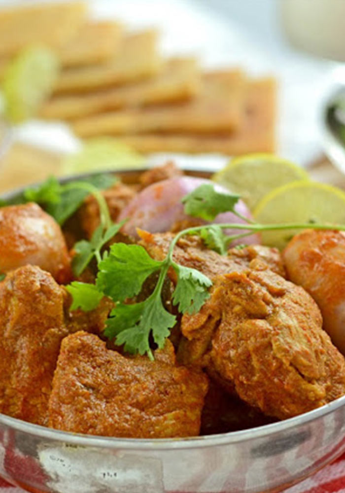 Chicken Do PyazaMurgh Do Pyaza