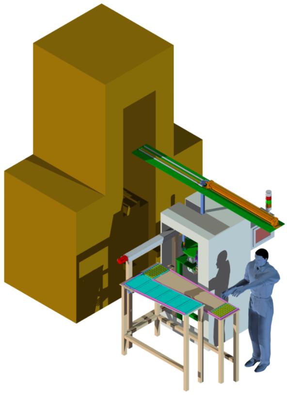 粉末冶金成品检测机