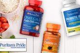 Puritan's Pride Vitamins