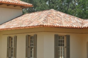 Clay tile roofs Orlando Florida