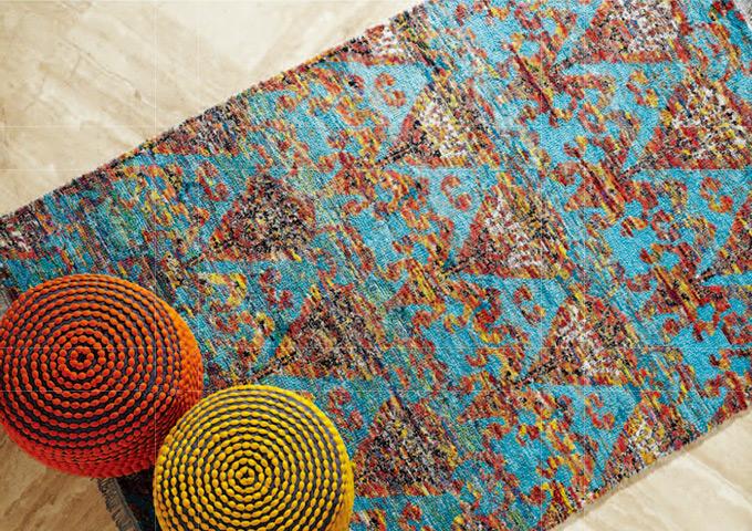印度原装进口手工地毯Catalina
