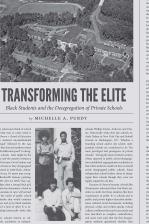 Transforming the Elite