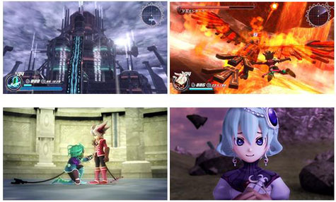 screens: rodea the sky soldier