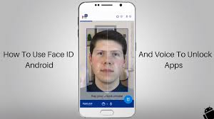 Face ID And Voice To Unlock Android