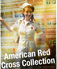 US ARC American Red Cross Items Collection
