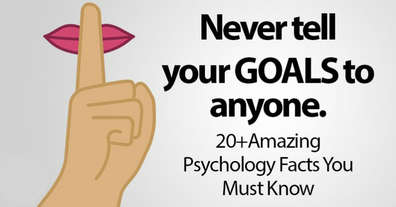 amazing psychology facts everyone needs to know