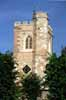 The Curch Tower.
