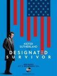 满百包邮|盒装3DVD9|指定幸存者 第一季 Designated Survivor Season 1 (2016)