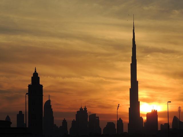 Interesting Facts About Burj Khalifa