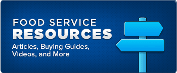 Food Service Resources
