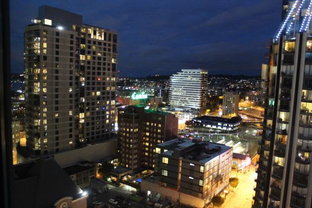 Grand Hyatt Seattle, Washington