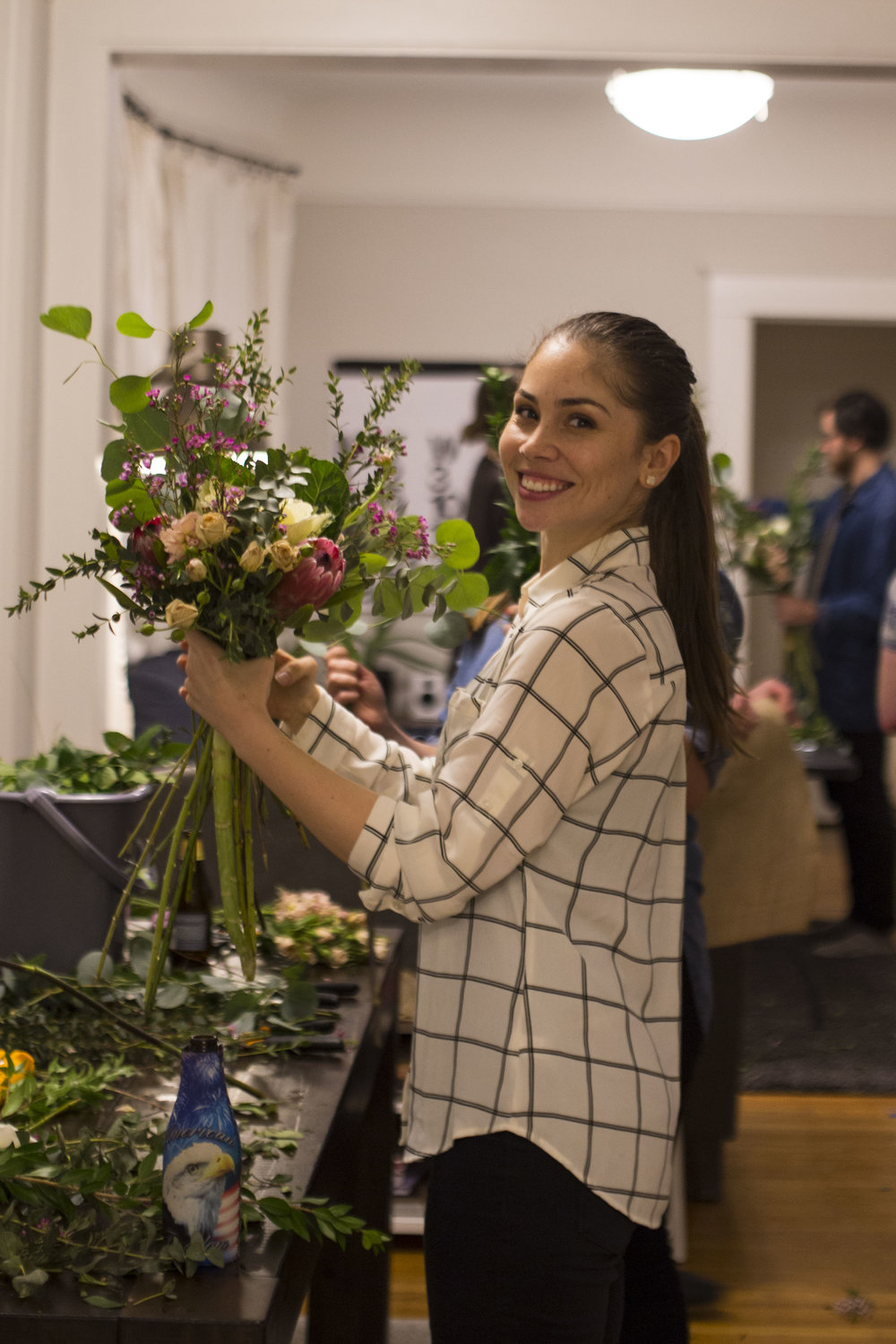 Sharing the power of flowers with the Bay Area and beyond.