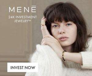 Mene 24K Investment Jewelry