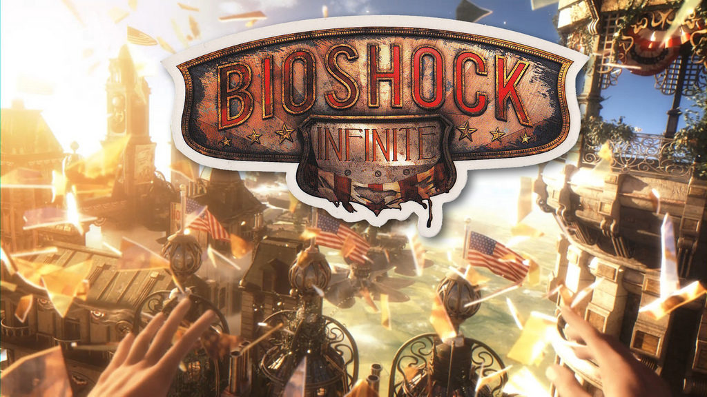this is an image of the BioShock Infinite