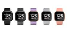 Brand New in Box Fitbit Versa Smartwatch Rose Gold / Black or Silver / Gray