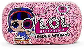 L.O.L. Surprise! Innovation Doll-Series 4 Wave 1 Underwraps