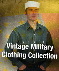 Vintage Military Clothing Collection