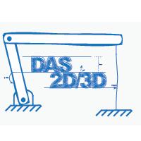 DAS 2D/3D Logo