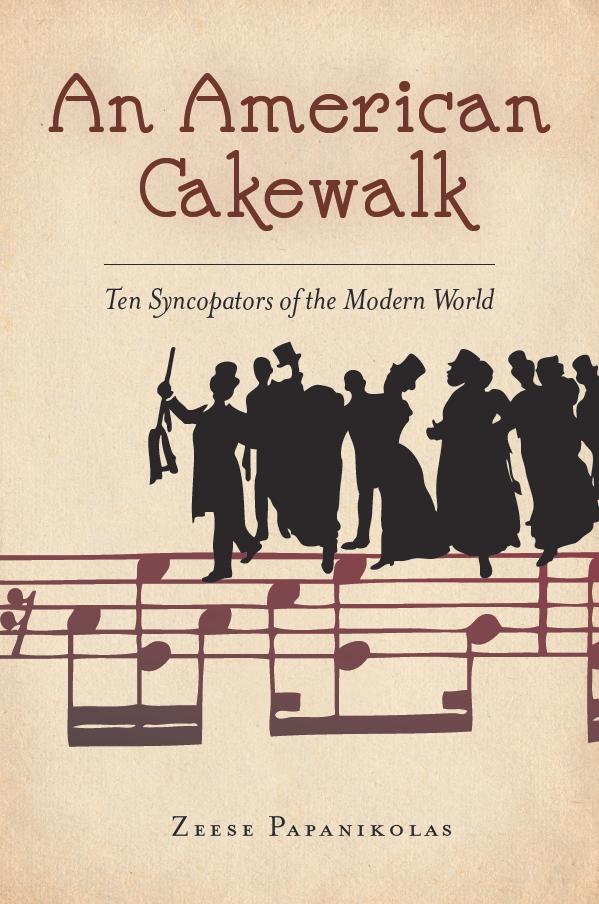 American Cakewalk Book Cover