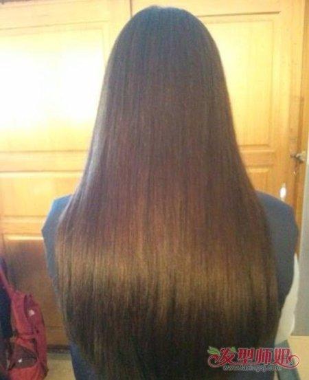长头发的扎法图解 长头发怎样扎好看发型