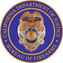 doj bureau of firearms logo