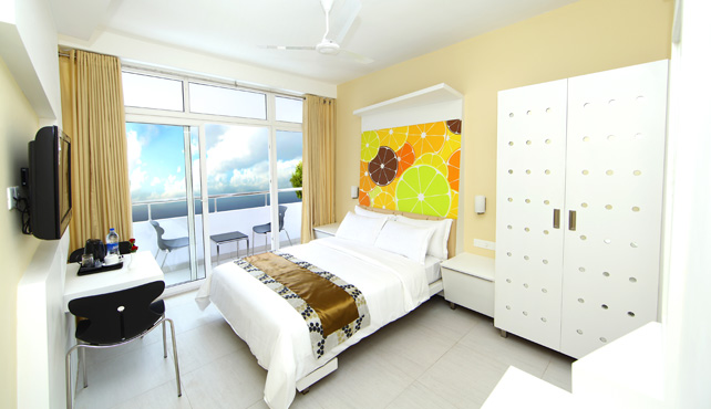 Executive Deluxe Bed Room