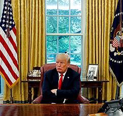 «Худший день Дональда Трампа»