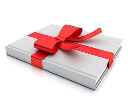 mua sách làm quà tặng cho nam giới