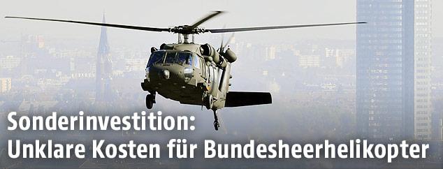 """Black Hawk"" Helikopter"