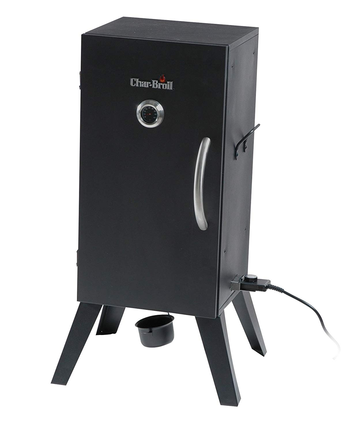If you want the best smoker for the money, have a look at the Char-Broil Vertical Grill.