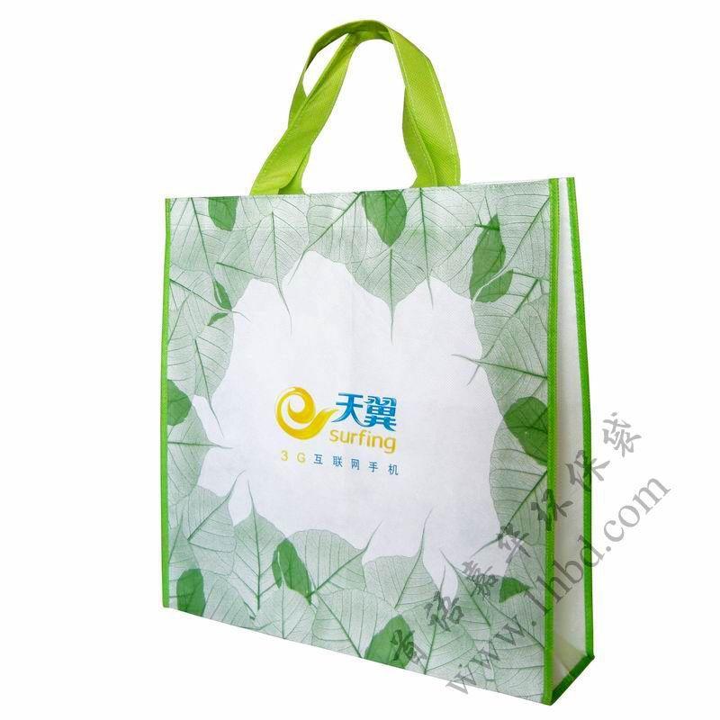 商品名称:天翼-北京无纺布环保袋