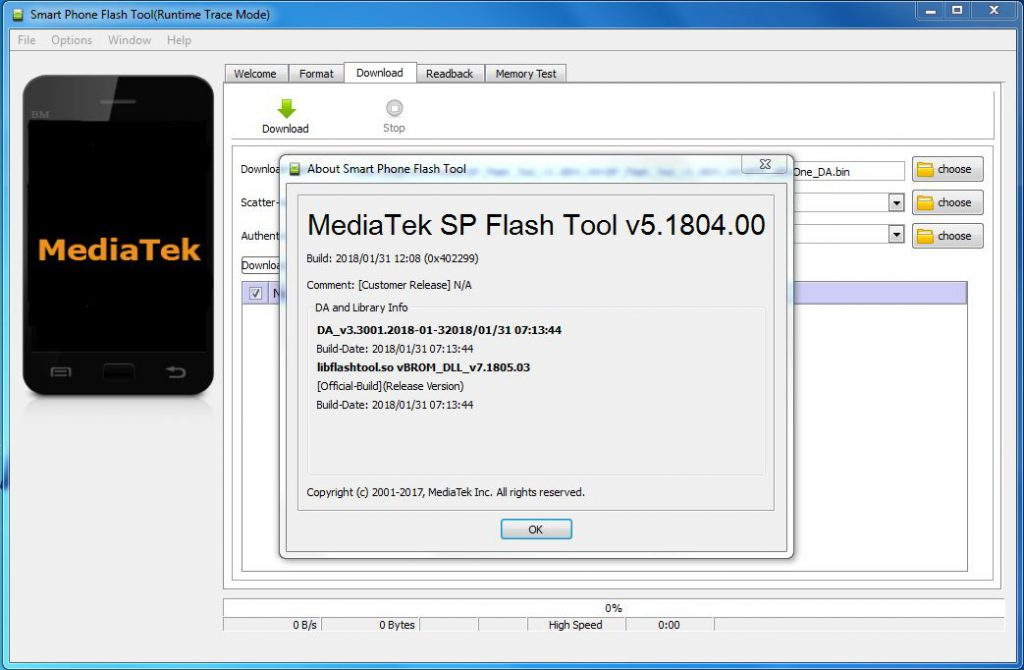 download sp flash tool