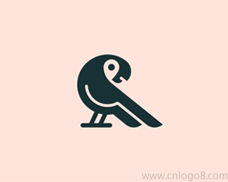 Parrot鹦鹉标志