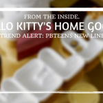 TREND ALERT: PBteen & Hello Kitty Home goods Line is out now!