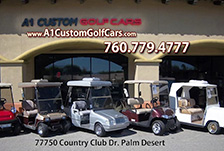 Sell lots of lithium battery powered golf carts