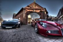 Dope sports cars