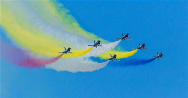 Chinese PLA Air Force