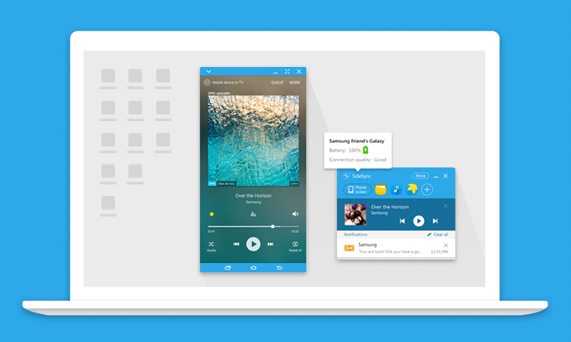 Samsung SideSync App