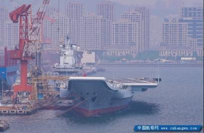辽宁舰拆除雷达进行维护 应该尽可能减少航母使用周期
