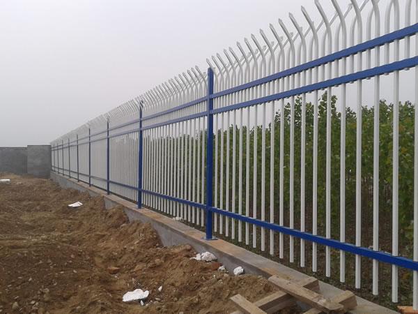 锌钢护栏使用案例